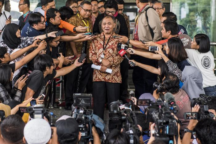 Ott Kpk Photo: MA Akui Pejabat PN Tangerang Terjaring OTT KPK Riauone.com