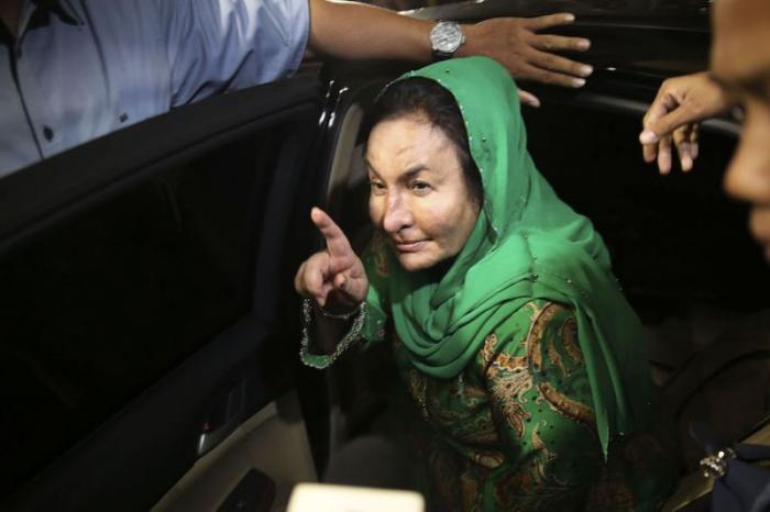 Dirundung Isu Skandal 1MDB, Rosmah Mansor Istri Najib Razak